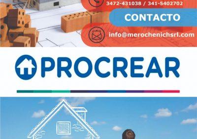 Proyecto Procrear